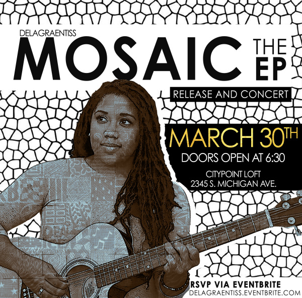 MOSAIC THE EP CONCERT